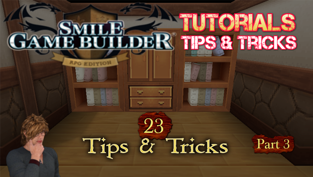 SGB Tutorial #23 - Tips & Tricks - Part 3