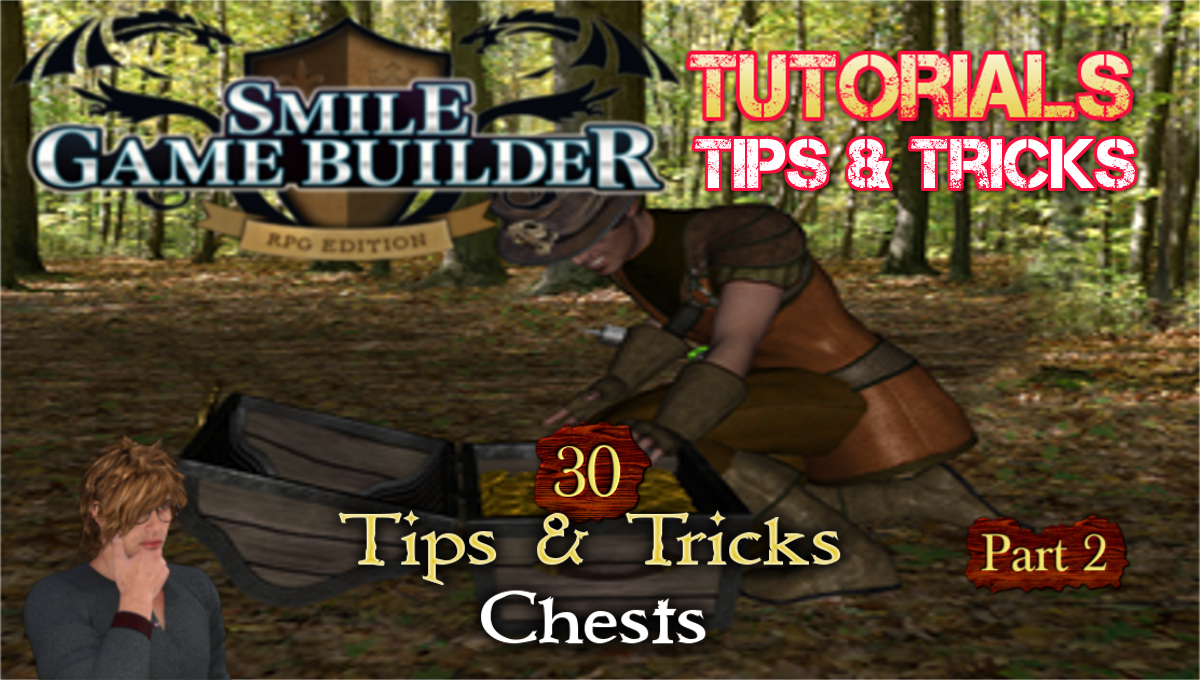 SGB Tutorial #30 - Tips & Tricks - Chests - Part 2