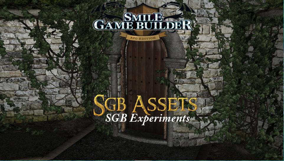 SGB Animation Experiment 2 (Door)