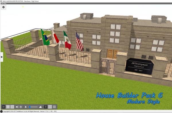 House Builder Pack 6