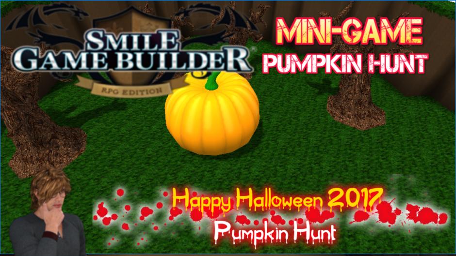 Halloween 2017 Smile Game Builder Mini-Game: Pumpkin Hunt