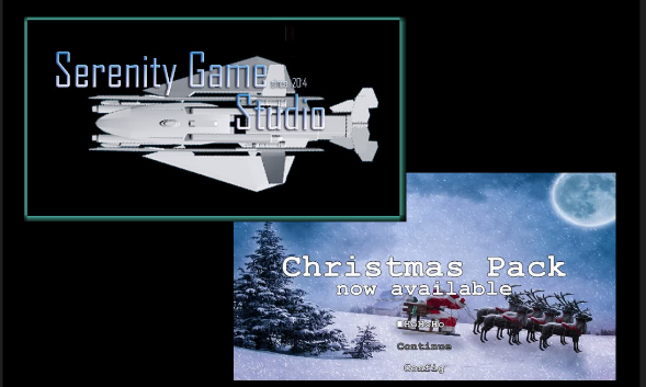 Xmas Vol. 1 Pack Promo by Serenity Game Studios