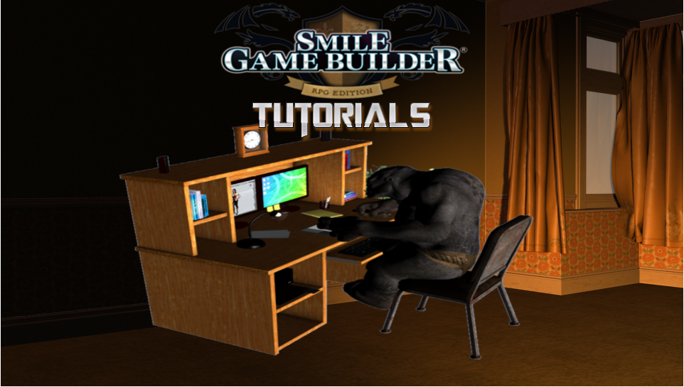 Smile Game Builder Tutorials with Tryggr