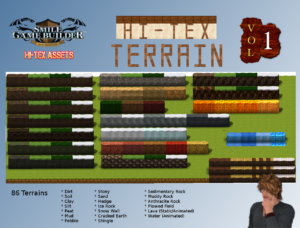 Hi-Tex Terrain Vol. 1