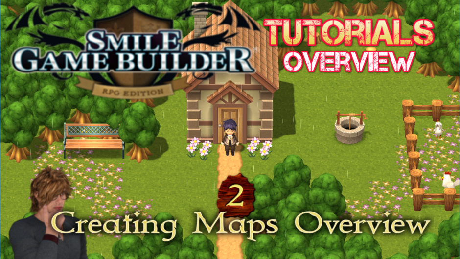 Smile Game Builder – Tutorial #2:Creating Maps Overview