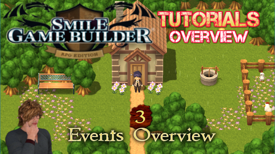 Smile Game Builder – Tutorial #3:Events Overview