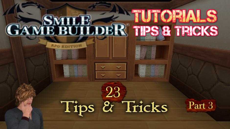 Smile Game Builder Tutorial #23 Deferred Until Tuesday