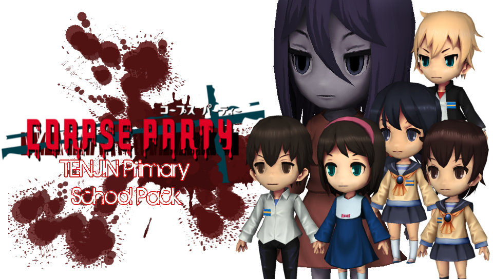 Smile Game Builder Corpse Party Resource Pack – Promotion Video