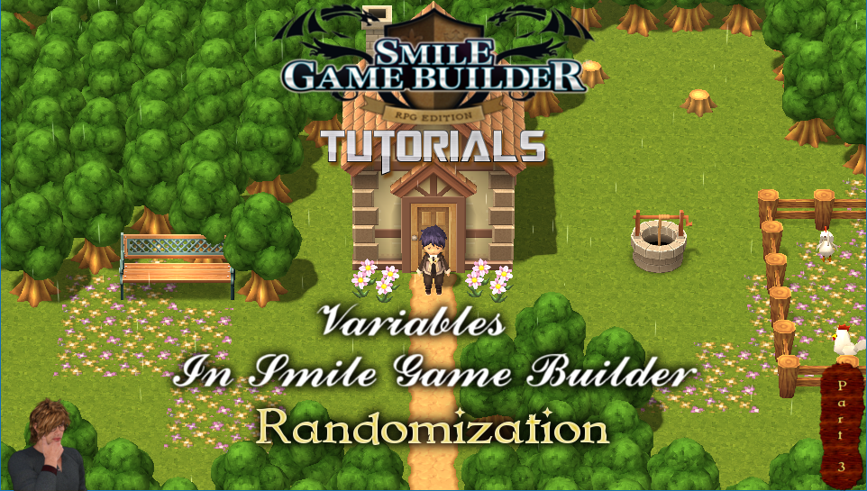 Variables In Smile Game Builder – Part 3: Randomization