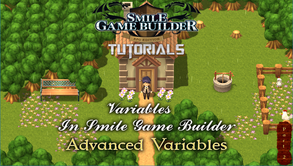 Variables In Smile Game Builder – Part 2: Starting With Advanced Variables
