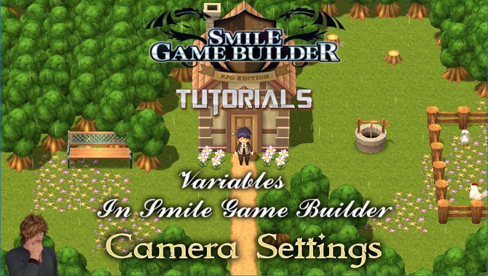Variables In Smile Game Builder Part 5: Camera Settings – Normal View
