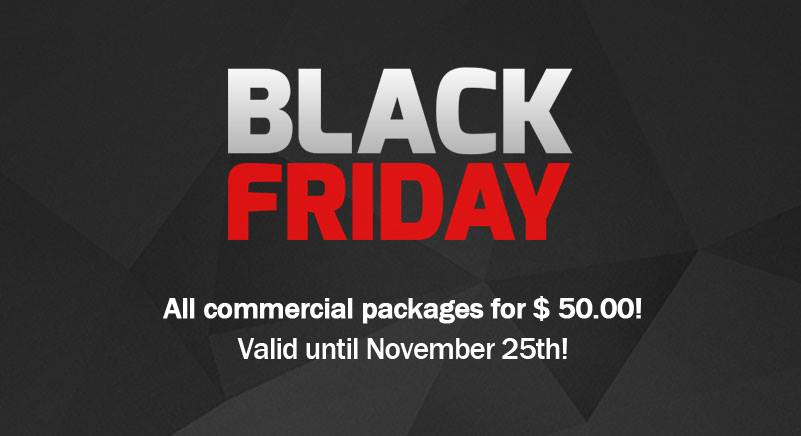 Black Friday Sale – Assets SGB Packages