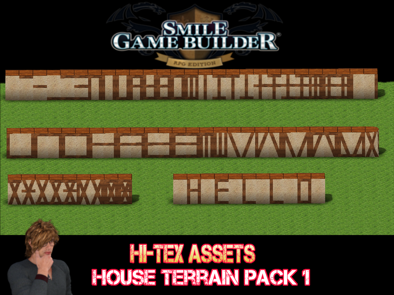 Hi-Tex House Terrain Pack 1 Being Released This Month