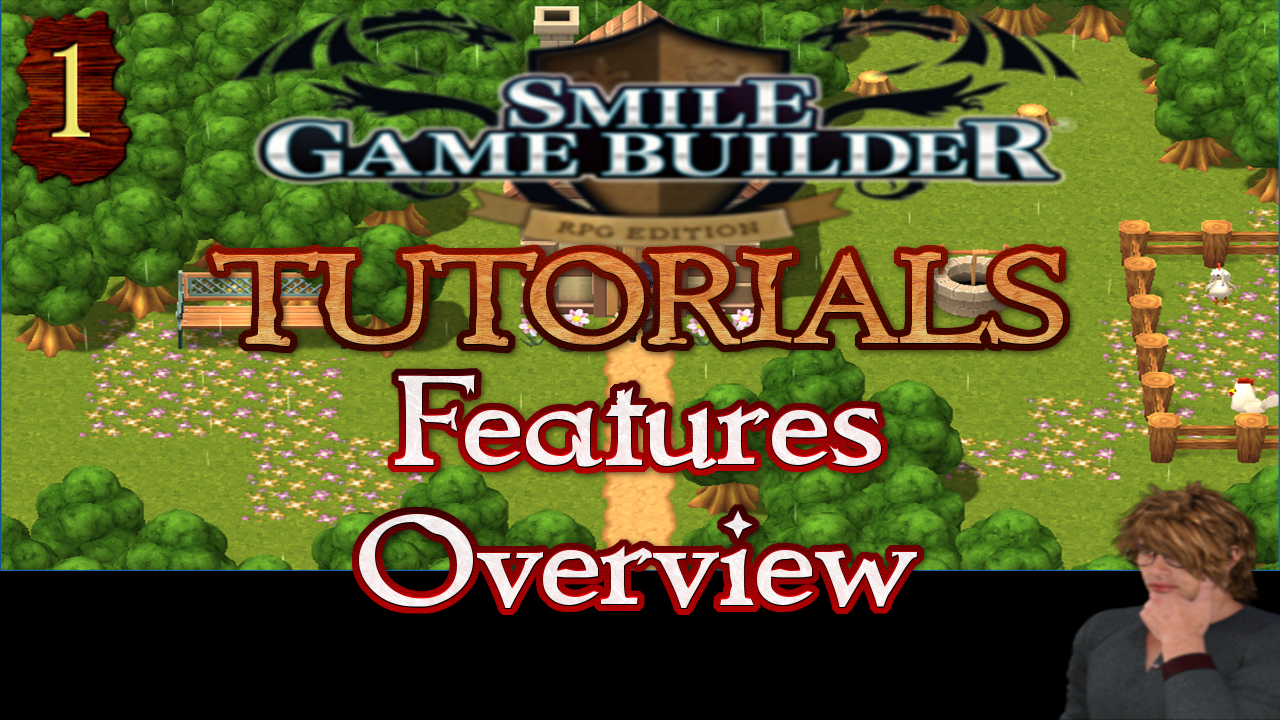Smile Game Builder – Tutorial #1:Short Overview