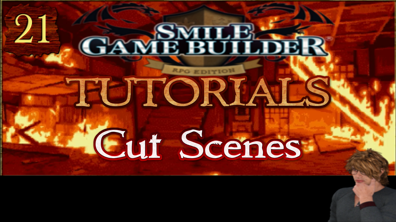 Smile Game Builder Tutorial #21:Cut Scenes