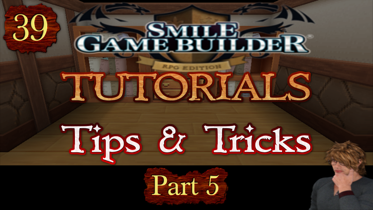 Smile Game Builder Tutorial #39: Tips and Tricks (Part 5)