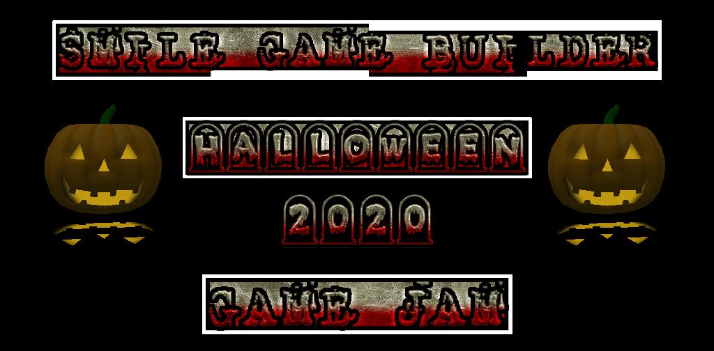SMILE GAME BUILDER Halloween 2020 Game Jam