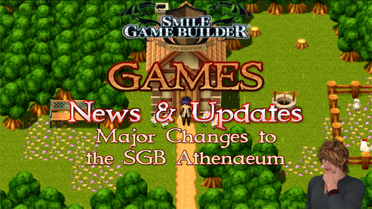 Major Changes to the Athenaeum!