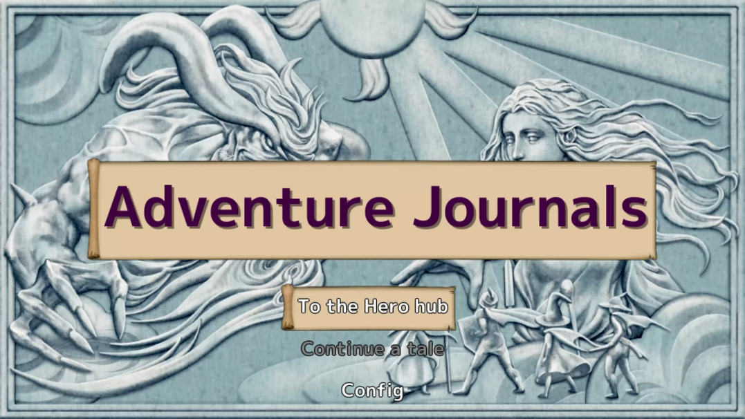 Adventure Journals – Smile Game Builder Summer 2021 Game Jam