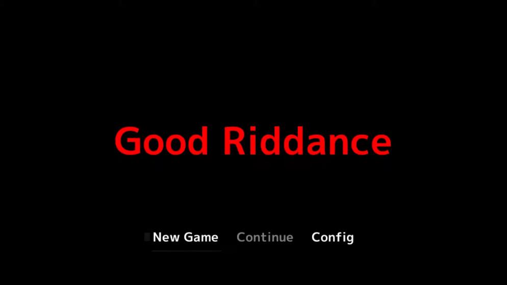 Good Riddance – Smile Game Builder Summer 2021 Game Jam