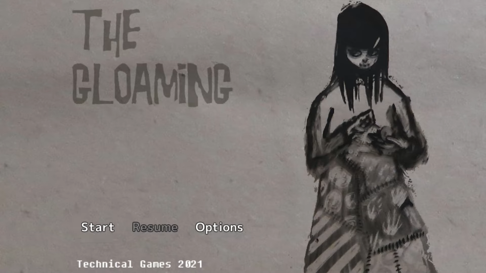 The Gloaming – Smile Game Builder Summer 2021 Game Jam