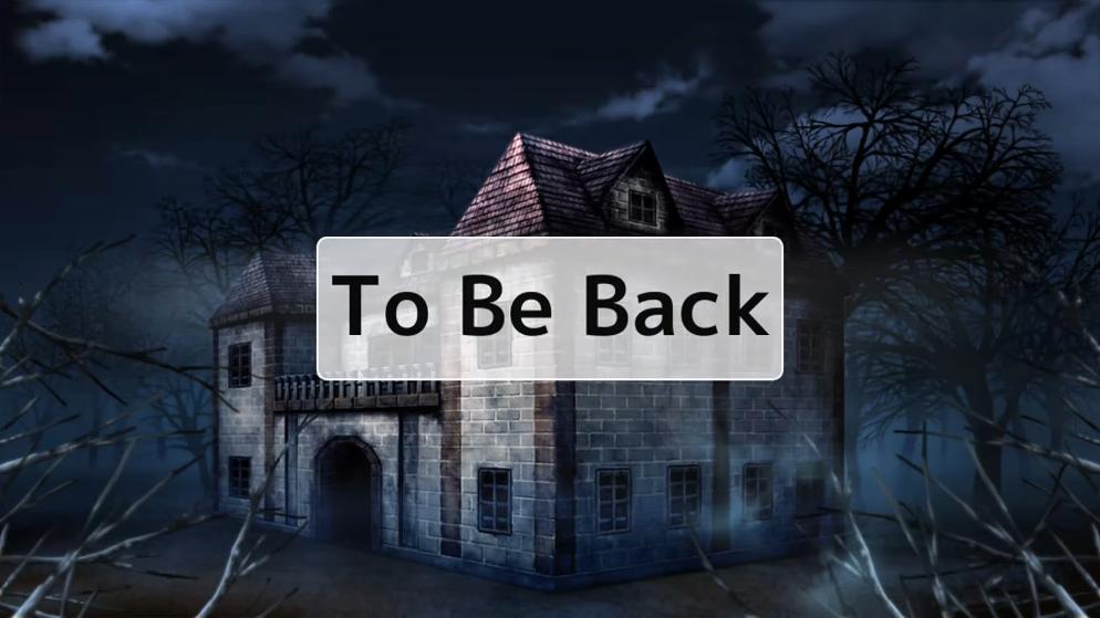 To Be Back – Smile Game Builder Summer 2021 Game Jam