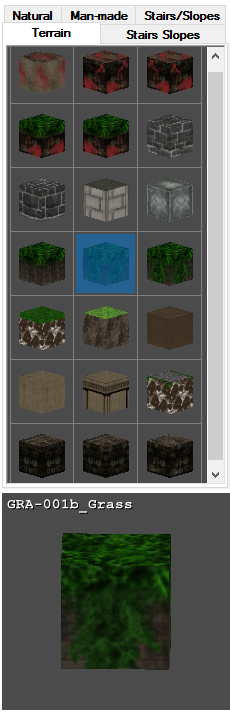 Hi-Tex Terrain Resource Pack 2 - Smile Game Builder